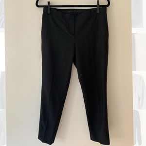 Theory skinny ankle trousers